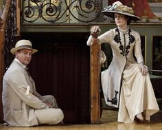 Lady Mary and her father