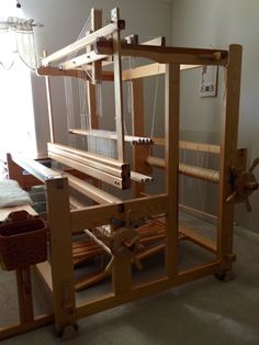 Glimakra Standard Countermarch Loom 120 cm