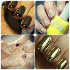 Gotta Have It! Nail Trends You Must Try In 2013 (Matte, Studs, Metallic, And More)