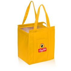 Non Woven Insulated Shopper Tote Bag is the perfect container for a signing gift. Your client will use it again and again!