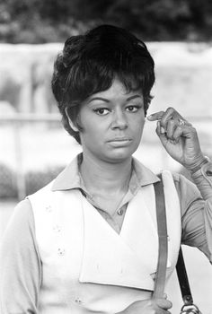 """Gail Fisher was an American actress who was one of the first African American women to play substantive roles in American television. She was best known for playing the role of secretary """"Peggy Fair"""" on the television detective series Mannix from 1968 through 1975, a role for which she won two Golden Globe Awards and an Emmy Award. Fisher became the first African-American woman to win a Golden Globe."""