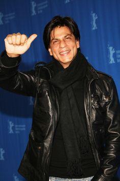 OMG! Shahrukh's magical smile!!!!