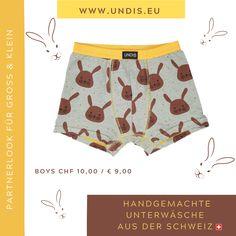 UNDIS www.undis.eu die bunten, lustigen und witzigen Boxershorts & Unterhosen für Männer, Frauen und Kinder. Handgemachte Unterwäsche - ein tolles Geschenk! #geschenkideenfürkinder #geschenkefürkinder #geschenkset #geschenkideenfürfrauen #geschenkefürmänner #geschenkbox #geschenkideen #geschenkidee #shopping #familie #diy #gift #children #sewing #handmade #männerboxershorts #damenunterwäsche #schweiz #österreich #undis Weniger Mama Blogger, Casual Shorts, Underwear, Girls, Women, Fashion, Sew Gifts, Gifts For Women, Funny Underwear