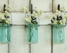 NEW...Rustic Farmhouse... Wood Wall by cottagehomedecor on Etsy