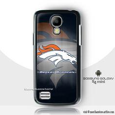 Denver Broncos NFL Team Samsung Galaxy S4 Mini Case