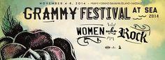 #GRAMMY Festival at Sea sets sail on November 4-8, 2014! Stopping at Grand Bahama Island & Nassau! www.grammyfestivalatsea.com #GFWWR #GRAMMYFestatSea #grammys #sxmliveloud #vacay #cruise #rock #grammyfestivalatsea #girlsnightout to #girlsweekout