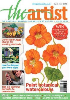 The Artist March 2013