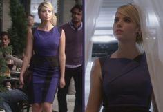 Pretty Little Liars Fashion: S03E16 - Misery Loves Company - Hanna Marin