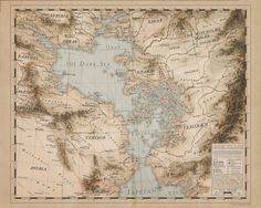 ELYDEN - worldbuilding, cartography and conlanging in the world of Elyden: A Map of Venthir and Tzallrach