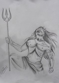 """""""Rudra avtar of Shiva"""""""