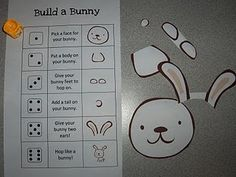 The Activity Mom: Roll a ____ Games! The Activity Mom: Roll a ____ Games! Printable Activities For Kids, Easter Activities, Holiday Activities, Toddler Activities, Learning Activities, Teaching Ideas, Easter Games, Speech Activities, Teaching Materials