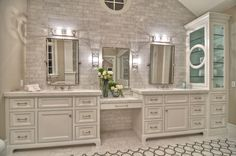 Patterson Custom Homes Master Bath