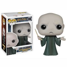 Harry Potter POP Voldemort Vinyl Figure #radartoys