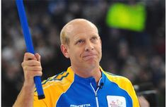 Edmonton's Kevin Martin salutes the crowd after the 17th draw of the 2013 Tim Hortons Brier at Rexall Place on Friday. Alberta beat Ontario but missed the playoffs.