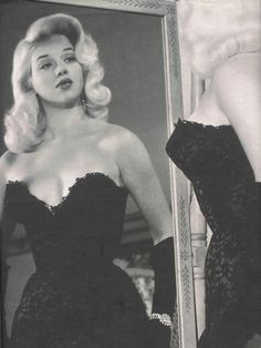 Diana Dors hair was gorgeous