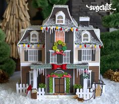 Home For Christmas by Thienly Azim | SVGCuts.com Blog