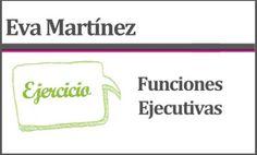 Funciones ejecutivas IV | ejercicios de estimulación y alzhéimer