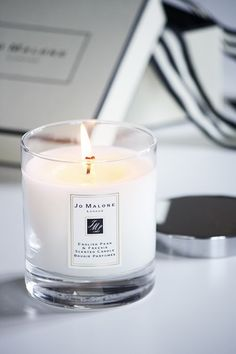 Jo Malone candles - to add to the room of the venue to make the wedding smell pretty :) love love love