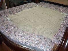 fiche technique du mois concernant l'utilisation de profil de mousse agglomérée pour la tapisserie en sièges