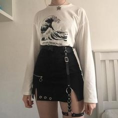 20 Unusual Grunge Outfits Ideas For Women To Try This Season Unusual Grunge Outfits Ideas For Women To Try This The post 20 Unusual Grunge Outfits Ideas For Women To Try This Season appeared first on Zahn Gesundheit. Adrette Outfits, Korean Outfits, Casual Outfits, Fashion Outfits, Fashion Clothes, Egirl Fashion, Fashion Trends, Tomboy Outfits, Fashion Styles