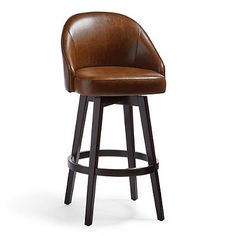 Birdrock Home Abaca Backless Bar Stools Set Of 2 Brown