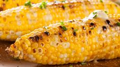 Maïs grillés au BBQ