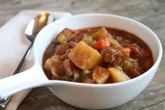 Slow Cooker Beef Stew and a Retrospect of an Almost 30-year-old