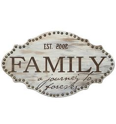 Family plaque :) With @DecoArt Inc. #Americana paint