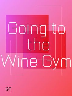 #quote #wine #gym #girltalk Neon Signs, Gym, Wine, Quotes, Quotations, Excercise, Quote, Shut Up Quotes, Gymnastics Room