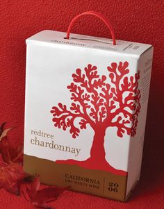 Redtree Wine Cecchetti Wine Company 3L Bag In Box California
