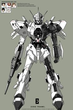 Zero Frame. by *P-Shinobi on deviantART