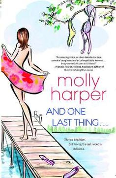 50 Books, 50 States: A Literary Map of America ~ Kentucky:  And One Last Thing by Molly Harper ... Molly Harper's fun fiction about a woman who discovers her husband has been cheating wouldn't be the same without a small Kentucky town playing a part. To be honest, we kind of just love these characters' quirky regional accents.