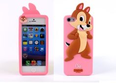 Disney Cartoon silicone case for iPhone Cartoon animal case. 3d Iphone Cases, Ipod Cases, Mobile Covers, Apple Iphone 5, Disney Cartoons, Tech Accessories, Phones, Ipad, Bling