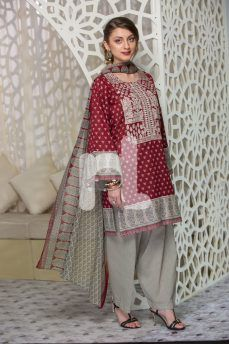 Nishat Linen Latest Eid Luxury Suits Collection 2017-2018