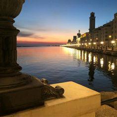A Bari l'alba si specchia così – WeAreInBari