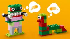 Find free building ideas and inspiration from LEGO® Classic! Fun new builds from our designers every month for creative building for all ages and stages Lego, Creative, Classic, Fun, Inspiration, Design, Derby, Biblical Inspiration, Legos