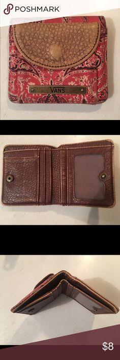 Vans Wallet Hhhh Vans Accessories Watches