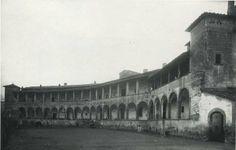 Arezzo, Museo Archeologico Nazionale: il convento e la sua storia   archeotoscana