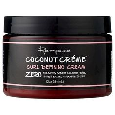 Renpure Coconut Creme Curl Defining Cream 120 oz -- Continue to the product at the image link.