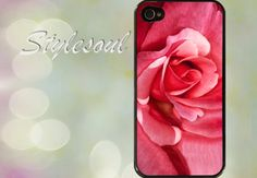 Pink roses iPhone 4 / 4S Case, iPhone 5 Case #iPhone case #Galaxy S4