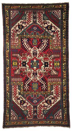 Kasim Uschak Herkunft: Kaukasus Alter: Antik Länge: 240, Breite: 135