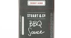 CHERRY BOMB BBQ SAUCE by STUART & CO on @UDKitchen http://undiscoveredkitchen.com