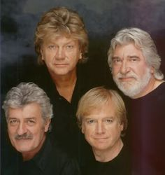 The Moody Blues ... last time I saw them was in 2012 ... I think I'm done seeing…