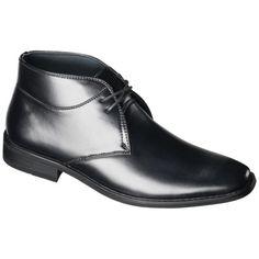Men's Mossimo® Emilio Boot - Black