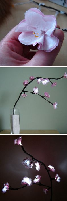 Cherry Blossom LEDs Lights