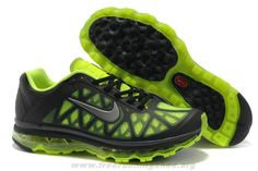 Black Volt Silver Mens 429889-082 Nike Air Max 2011 For Sale
