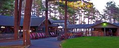 Exterior view of the Ogunquit Lobster Pound---such a fantastic place to eat lobster---go out and pick yours out and in a few minutes it's steamed to perfection--