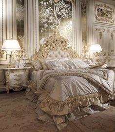 51 Classy Italian Bedroom Design And Decorating Ideas - Italian Bedroom Sets, Luxury Bedroom Sets, Italian Bedroom Furniture, Luxury Bedroom Design, Luxurious Bedrooms, Luxury Bedding, Italian Beds, Bedroom Designs, Interior Design