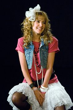 Robin Sparkles, costume inspiration? This is how im goin to my parents anniversary party :)
