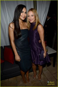 naya rivera vanessa lengies ewsag party 13